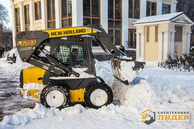 Mинипогрузчик New Holland L170